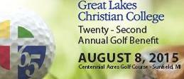 Aug 2015 Golf Benefit ad