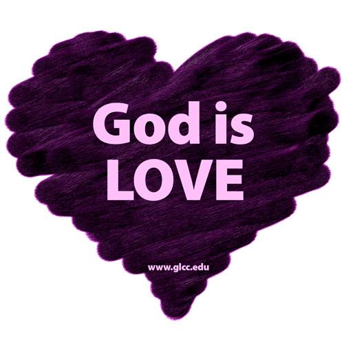 God Is Love: The President's Pen: God Is Love