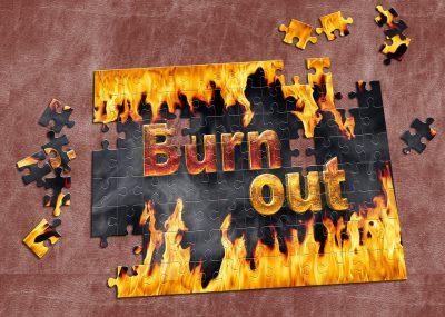 college burnout
